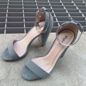 ❤️BOGO Strappy Block Heels